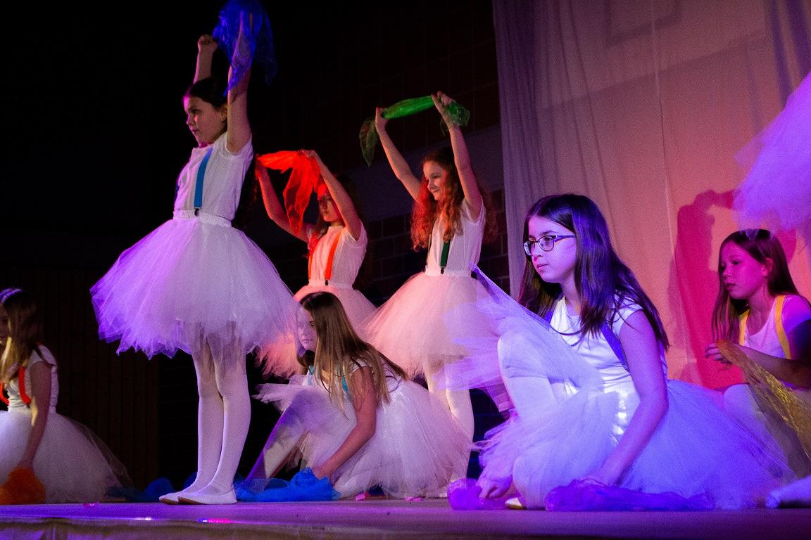 Tanzgruppe Kinder